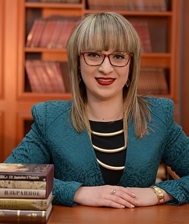 Marija Grozdanovska